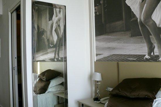 Partenope Relais: la chambre