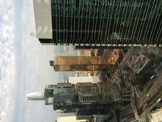 Conrad Hong Kong: 眺め
