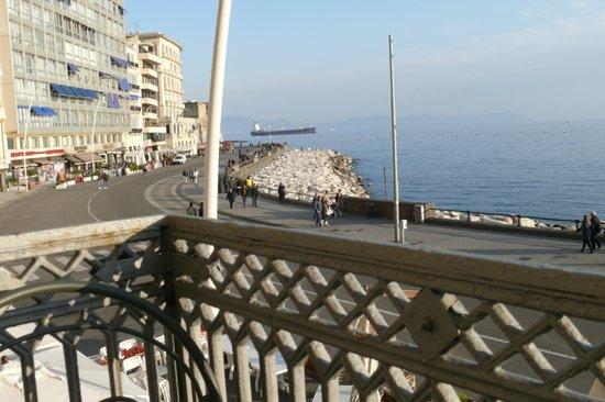 Partenope Relais: petit balcon