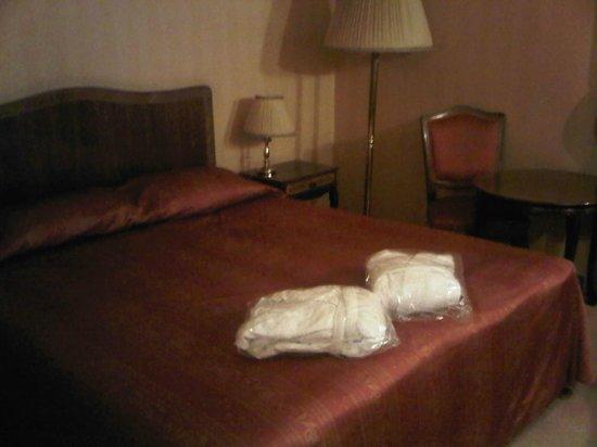 Danubius Grand Hotel Margitsziget: Bed