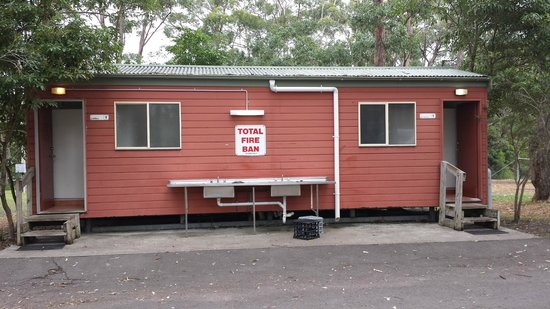 Huskisson Beach Tourist Resort: Unpowered amenity