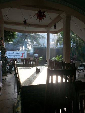 Rohans Place: Morgenstimmung