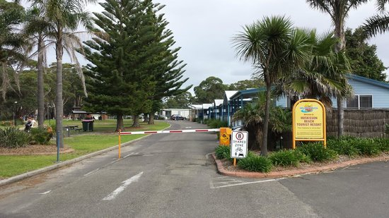 Huskisson Beach Tourist Resort: Main park