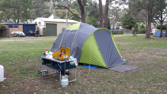 Huskisson Beach Tourist Resort: Unpowered site 3