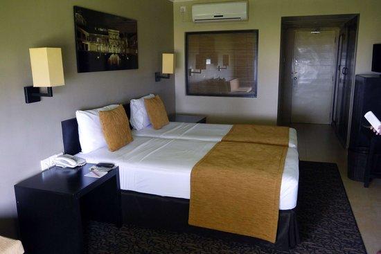 The Lake Hotel : La Chambre
