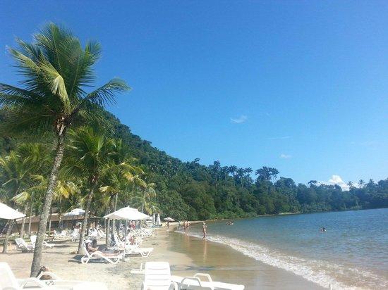 Vila Galé Eco Resort de Angra: Praia privada