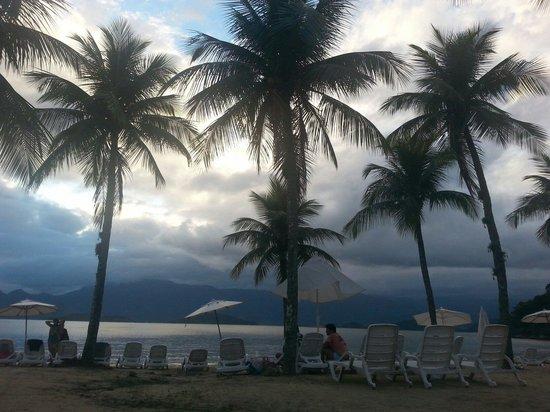 Vila Galé Eco Resort de Angra: Fim de tarde na praia