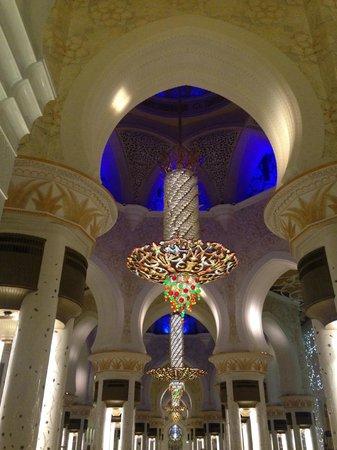 Mezquita Sheikh Zayed: Lustre 1