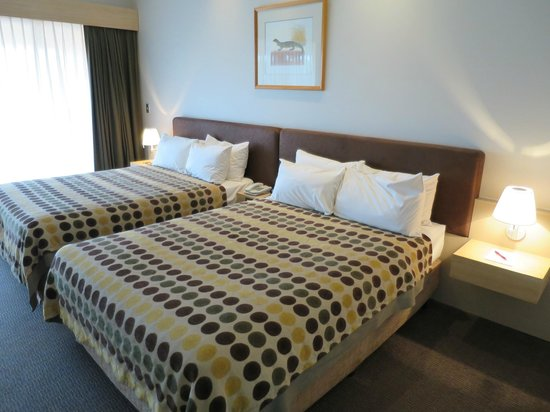 Desert Gardens Hotel, Ayers Rock Resort: Bett