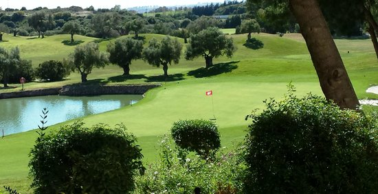 Barceló Montecastillo Golf: From the drinks terrace through to the 18th green