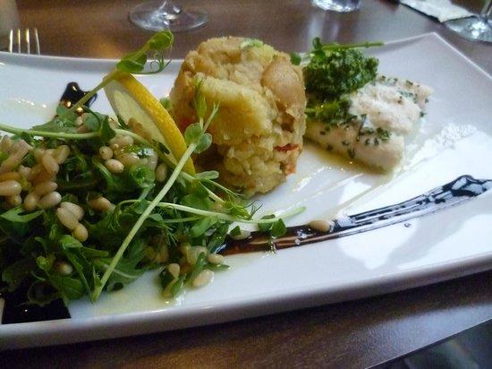 Titanic Spa: Evening meal