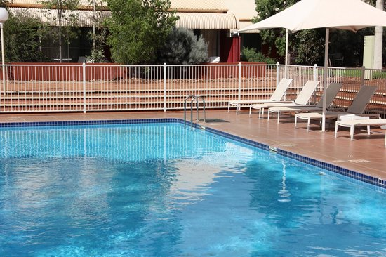 Desert Gardens Hotel, Ayers Rock Resort: Pool
