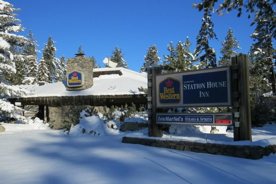 BEST WESTERN Station House Inn: BW Station House Inn