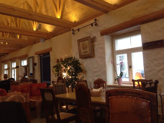 Muuriaare Cafe: Interior