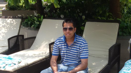 Keys Ronil Resort: Pool side