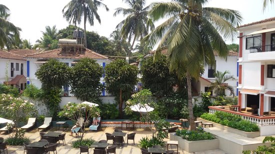Keys Ronil Resort: Hotel View