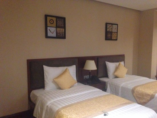 Stay Hotel: Twin room