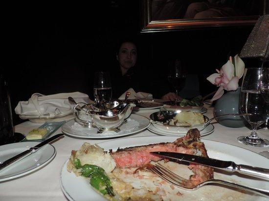 Prime Steakhouse : cotta alla perfezione!!!