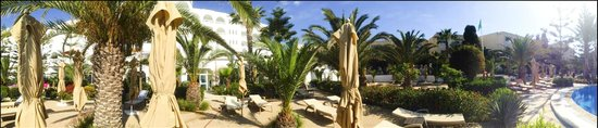 SENTIDO Aziza Beach Golf & Spa: fantastic pool area