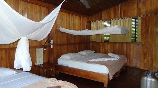 Finca Maresia : notre chambre