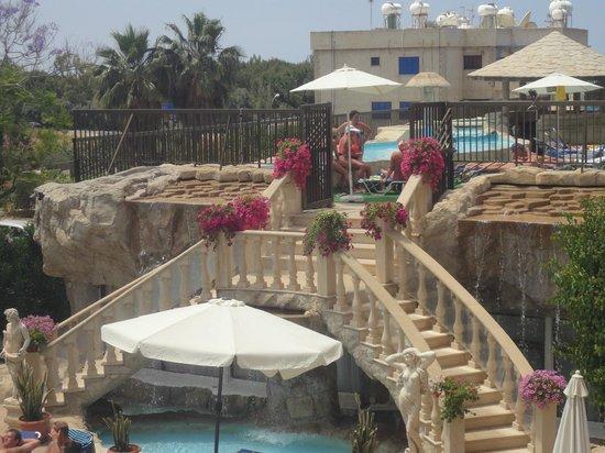 Avlida Hotel: На территории отеля.