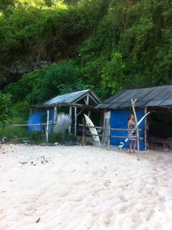 Rapture Surfcamp Bali: Beach time