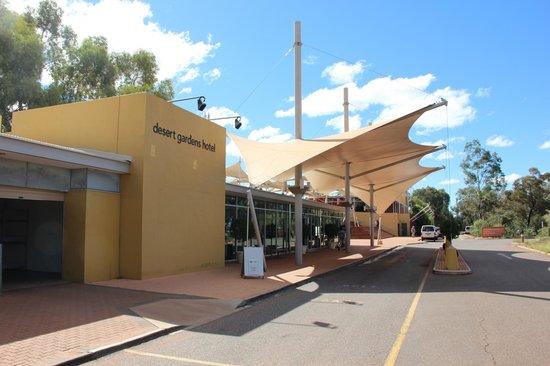 Desert Gardens Hotel, Ayers Rock Resort: Rezeption