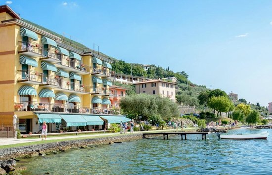 Brenzone Italy  City new picture : Hotel Nettuno Lake Garda/Brenzone, Italy Hotel Reviews ...