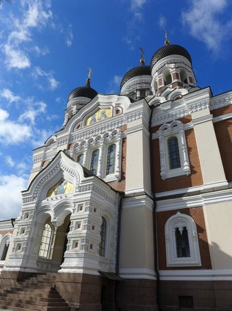 Alexander-Newski-Kathedrale: stunning