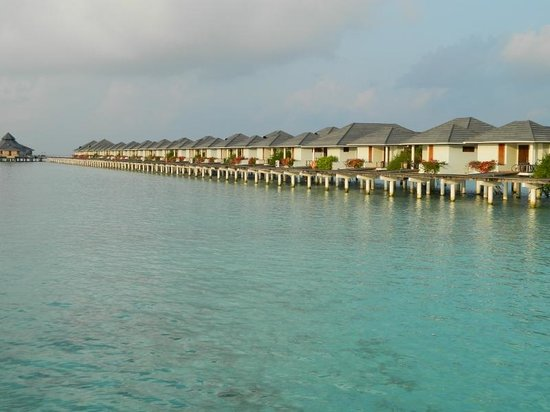 Sun Island Resort and Spa: Water Bunglow View