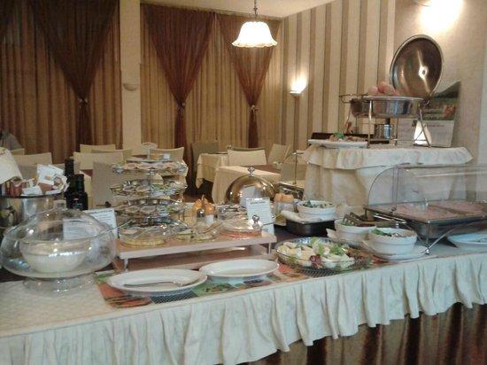 Eco-Hotel La Residenza : Buffet