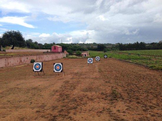 Archery-Club-Algarve: Target practice