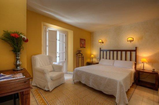 Hotel Argantonio: Malaca room