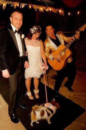 Mon Bel Ami Wedding Chapel: ceremony