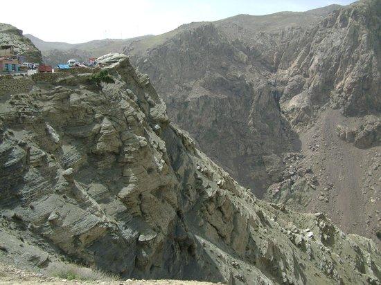 High Atlas Mountains : Высокий Атлас