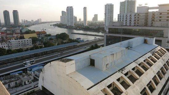 Centre Point Hotel Silom: Riverview