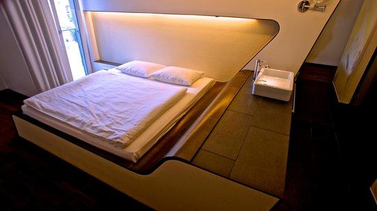 Hotel Q!: soveværelse 2