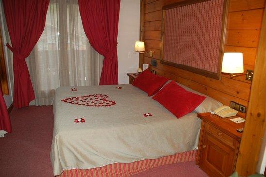 Hotel Grevol Spa : Tálamo