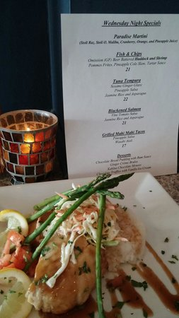 Hagan's Grill: Tuna to die for