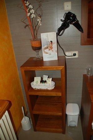 Hotel Grevol Spa : Detalle del aseo