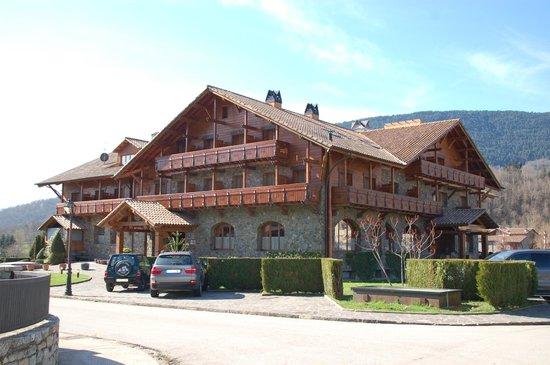Hotel Grevol Spa : Vista principal