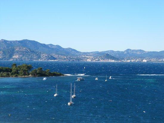 Iles de Lerins: острова