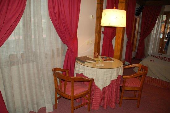 Hotel Grevol Spa : Suite