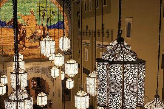 Movenpick Ibn Battuta Gate Hotel Dubai: Lobby, Ibn Battuta Gate Hotel, Dubai
