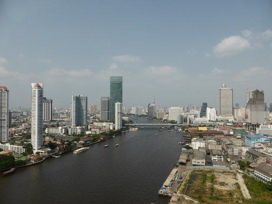 Chatrium Hotel Riverside Bangkok: Ausblick