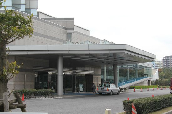 APA Hotel & Resort Tokyo Bay Makuhari : Entrance