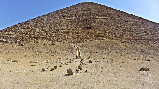 Dahschur Pyramiden: Dashur