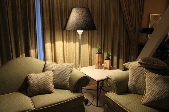 Falkensteiner Schlosshotel Velden: living room
