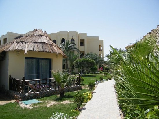 Panorama Bungalows Resort El Gouna: bungalow