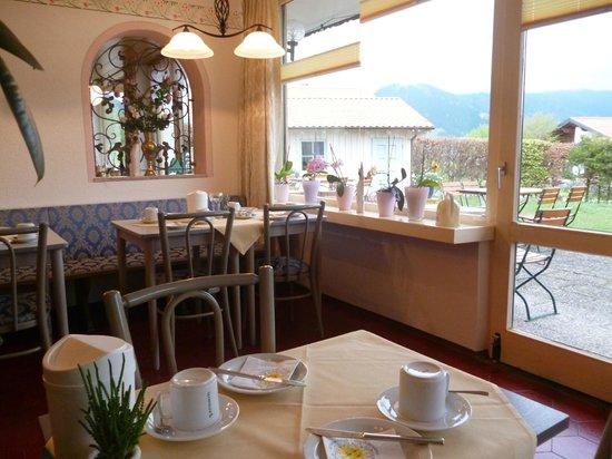 Hotel Alpenblick Berghof: colazione